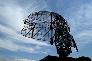 modernes Radar foto