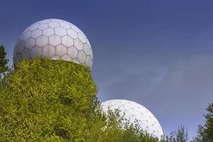 Spionage-Radarturm