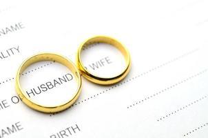 Ring Cover Ehemann Wort