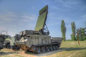 Radar foto