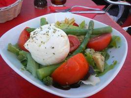 mediterraner Salat foto