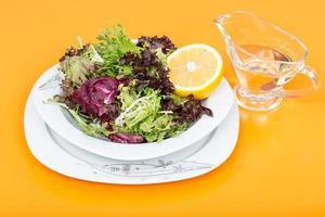 knuspriger Salat foto