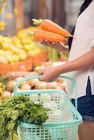 Gemüseprodukte foto