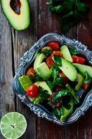 Avocadosalat foto
