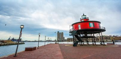 Baltimore Leuchtturm foto