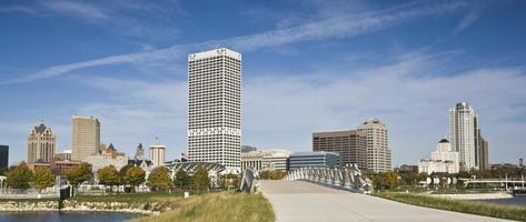 Panorama Milwaukee foto