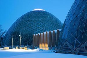Kuppeln eines Botanischen Gartens in Milwaukee