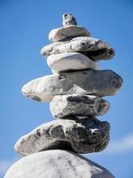 Steine stapeln