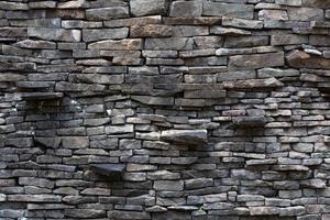 schmutzige Steinplatte