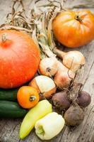 einheimisches Gemüse foto