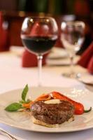 Beefsteak Tartar foto