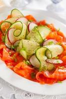 Salat für Ostern