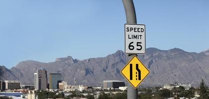 Innenstadt verlangsamen, Tucson, Az foto