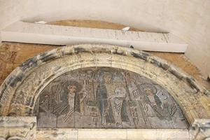 religiöses Fresko foto