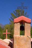 Kreuz in Tubac foto
