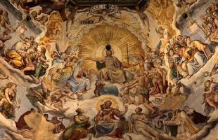 Florenz Dom Fresko
