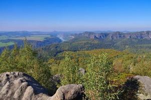 Aussichtspunkt kipphornaussicht foto