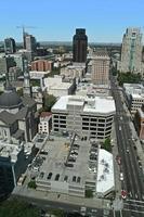 Skyline der Innenstadt foto