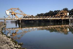 Brücke ziehen foto