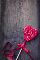 Herz Lutscher