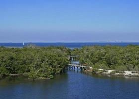 Blick auf Tampa Bay