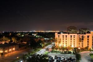 Tampa Nachtlandschaft