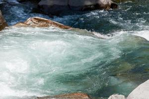 Flussbecken foto
