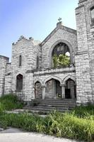 st. Pauls Kirche - städtischer Verfall