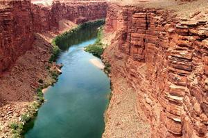 Colorado River, USA foto