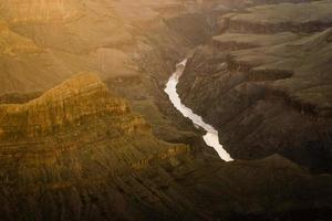 der Colorado von oben foto