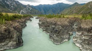 Katun Fluss foto