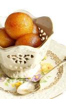 Gulab Jamun Indian Festival süß