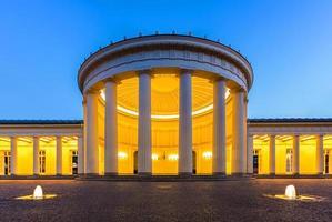 elisenbrunnen in aachen foto