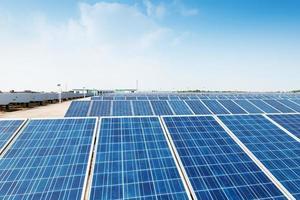 Photovoltaik-Module foto