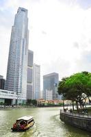 Singapur Tourismus