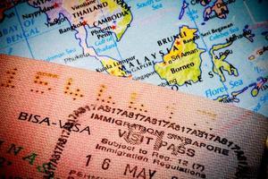 Reise Singapur
