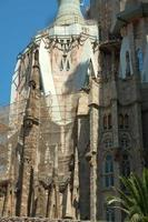 Basilika der Sagrada familia