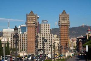 Plaza d'espanya foto