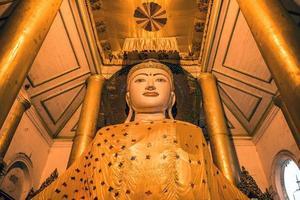 Shwedagon Pagode Yangon foto