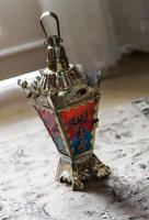 ägyptische Laterne foto