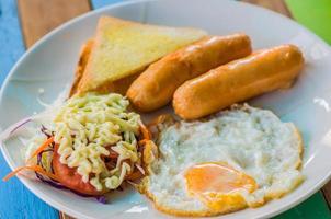 Frühstück 3 foto