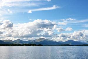 schottische Landschaften foto