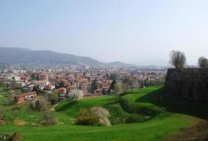 Bergamo Landschaft foto