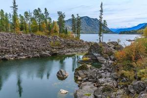 Altay Landschaft