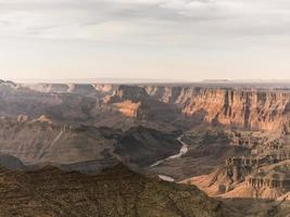 Grand Canyon Landschaft foto