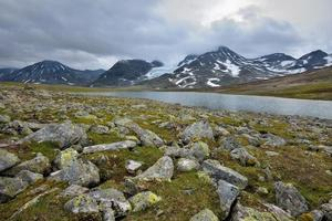 Norwegen, atemberaubende Landschaft foto