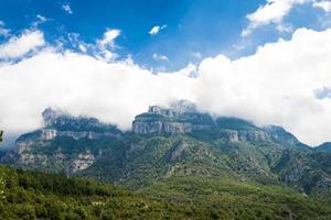 Landschaft verloren Monte foto