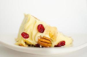 einzelnes Stück Kolibri-Kuchen