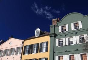 Farben von Charleston foto