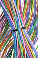Kabel und Drähte foto